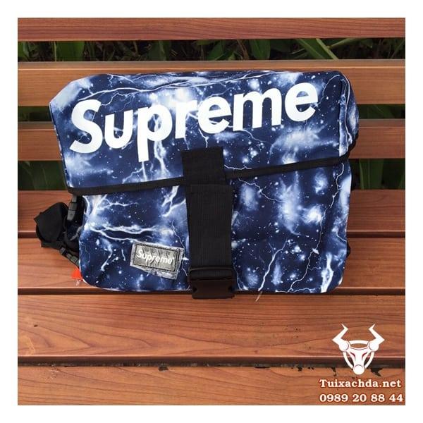 Cặp túi đeo chéo Supreme chính hãng giá rẻ