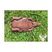 Hàng độc túi da cá sấu THẬT cho nam