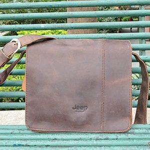 Túi xách da đeo chéo nam JEEP 021