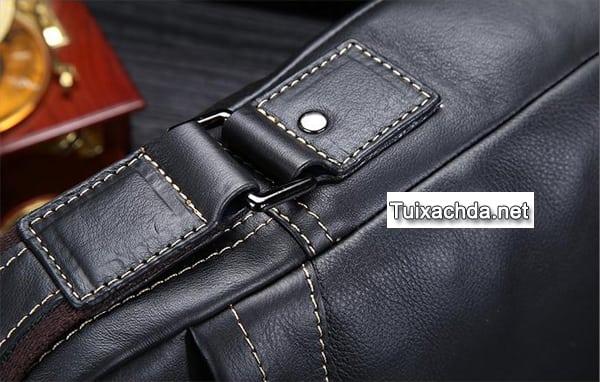 Dây đeo chéo túi được làm chắc chắn tránh đứt, hỏng