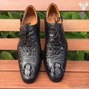 giày da cá sấu thật giá rẻ cho nam