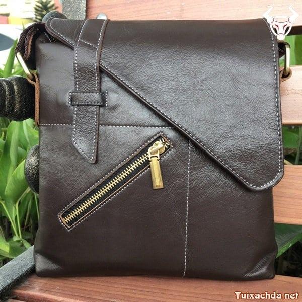 Túi đeo Chéo Nam Da Bò Giá Sỉ Kt22