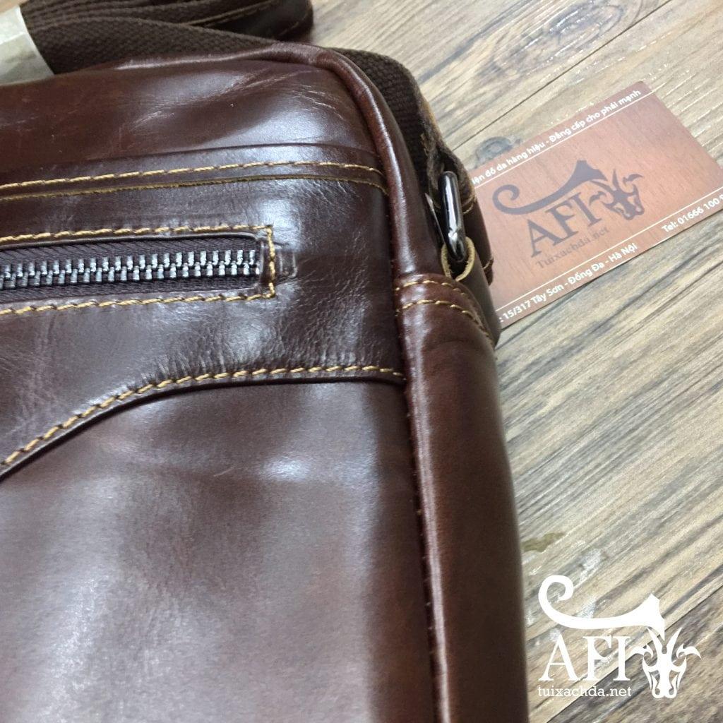 Túi đeo chéo nam thời trang KT36 góc cạnh