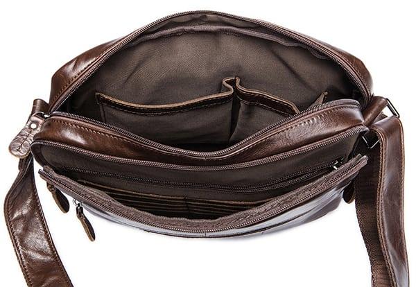 Túi xách nam da bò đựng iPad KT53 ngăn đựng