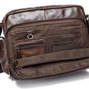 Túi xách nam da bò đựng iPad KT53 ngăn đựng tiện lợi