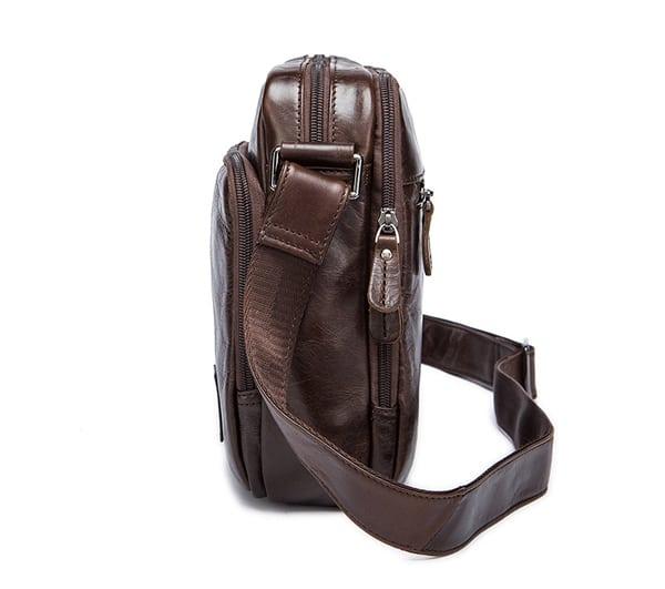 Túi xách nam da bò đựng iPad KT53 thân túi
