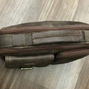 Túi xách nam da thật hàng hiệu đựng iPad J19 quai túi