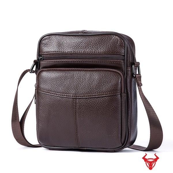 Túi đeo Chéo Nam Da Bò Giá Rẻ Kt65