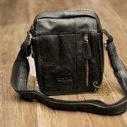 Túi xách nam đeo chéo đựng iPad mini Jeep J30 màu đen