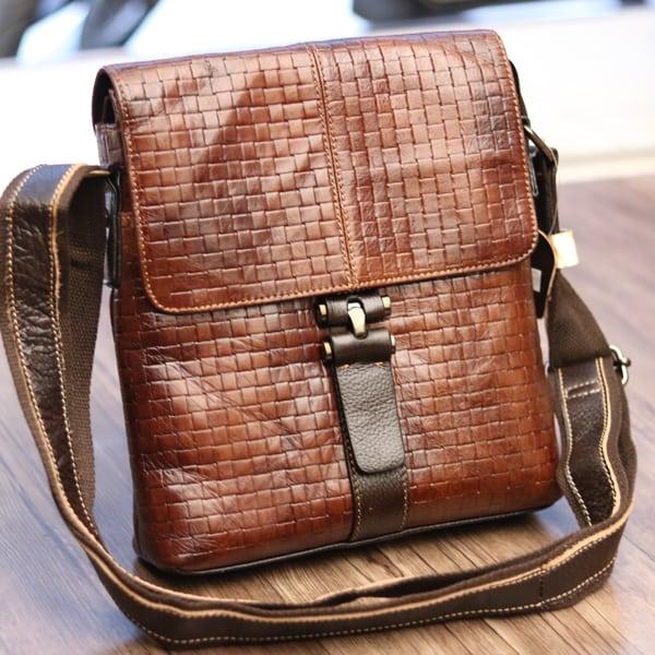 Túi đeo chéo nam công sở mẫu mới 2018 KT67 hình ảnh