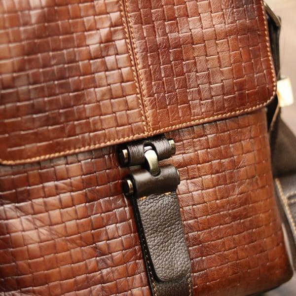 Túi đeo chéo nam công sở mẫu mới 2018 KT67 khóa túi