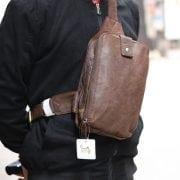 Túi đeo lưng mẫu mới 2018 TDL24 đeo trước ngực