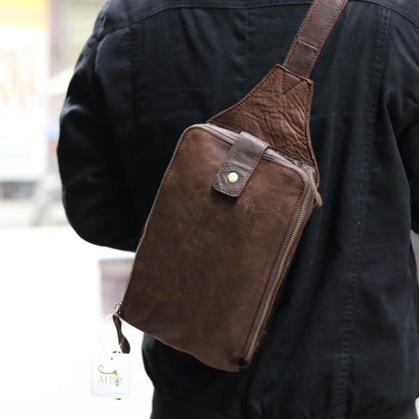 Túi đeo lưng mẫu mới 2018 TDL24 đeo sau lưng