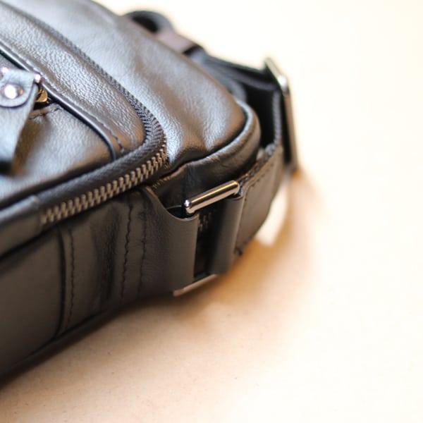 Túi da nam đeo chéo thời trang cao cấp KT71 dây đeo chắc chắn