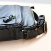 Túi da nam đeo chéo thời trang cao cấp KT71 thân túi