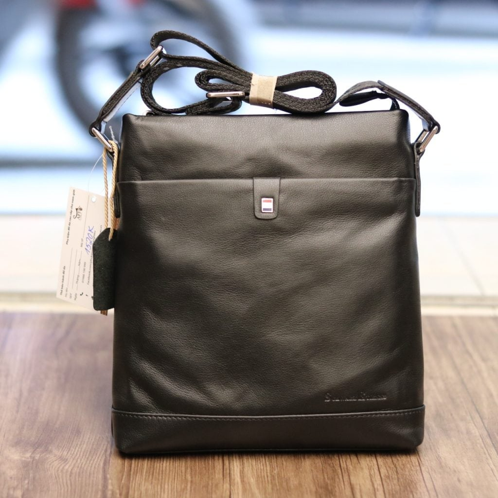Túi đeo chéo nam thời trang công sở Schwarz Etienne TXSE02