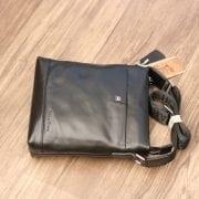 Túi đeo chéo nam thời trang công sở Schwarz Etienne TXSE02 mặt trước