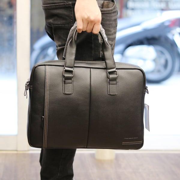 Cặp túi xách nam công sở đeo chéo hàng hiệu Schwarz Etienne 001 xách tay