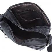 Túi da nam đeo chéo giá rẻ KT69 ngăn đựng